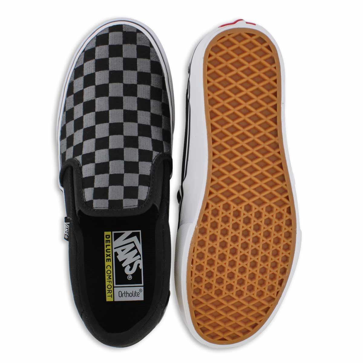 Asher Deluxe Slip On Sneaker   eBay