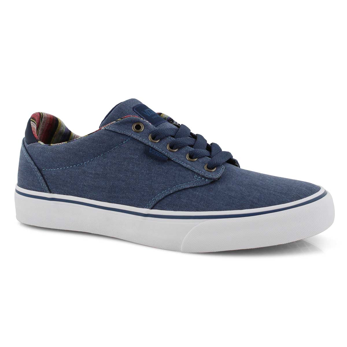 Men's ATWOOD DELUXE blue/white sneaker