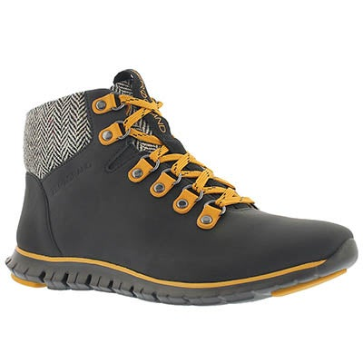 Lds Zerogrand blk/nat wtpf hiking boot
