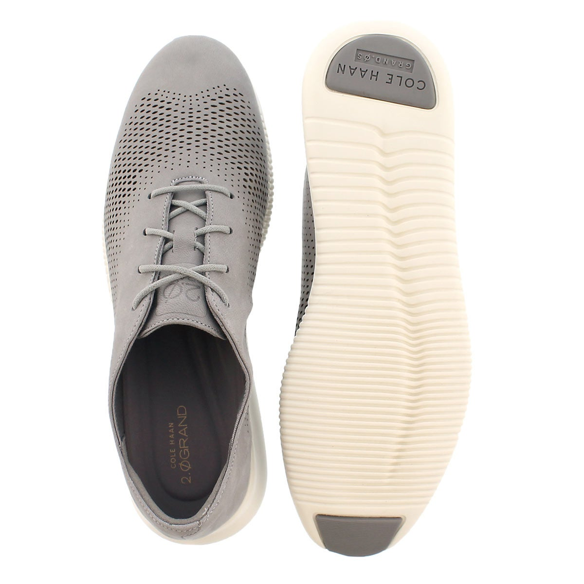 Lds Grand Laser Wing iron casual oxford