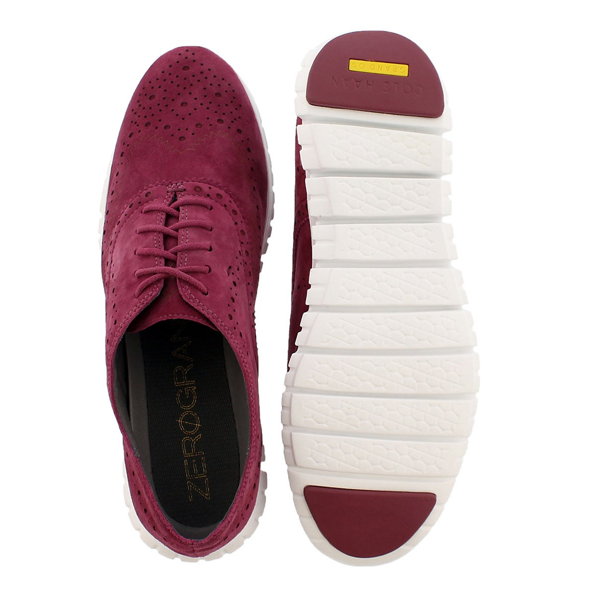 Lds Zerogrand Wing cabernet oxford