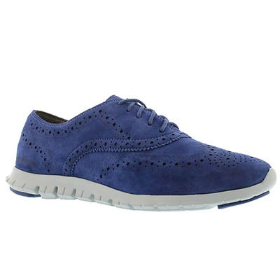 Cole Haan Women's ZEROGRAND WING rainstorm oxfords