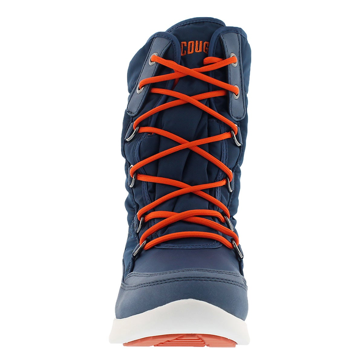 Lds Wagu blue wtpf lace up winter boot