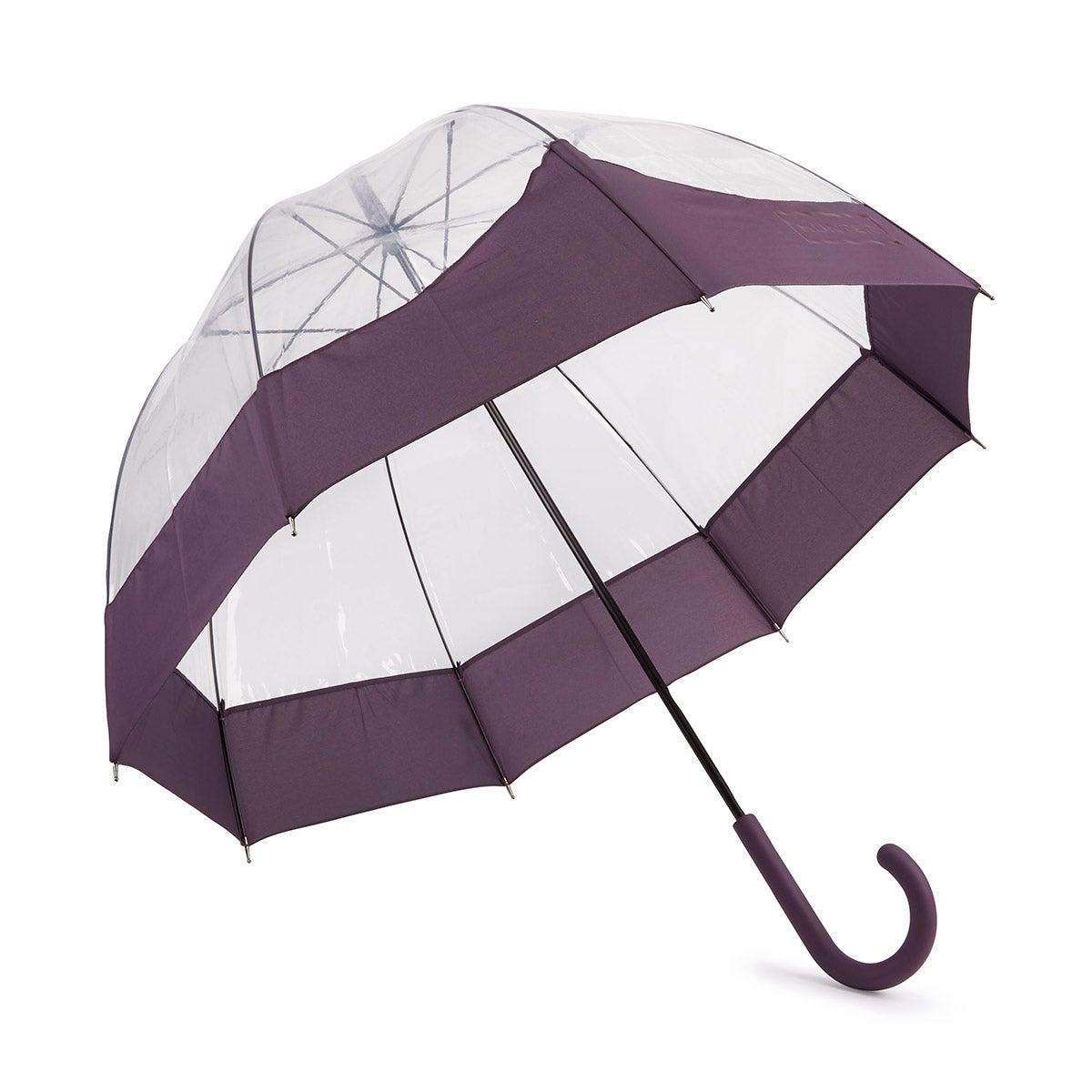 Lds Orig Moustache Bubble ppl umbrella