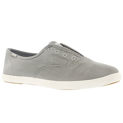 Keds Women's CHILLAX grey fashion sneakers