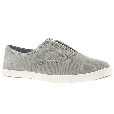 Keds Women's CHILLAX grey fashion sneakers
