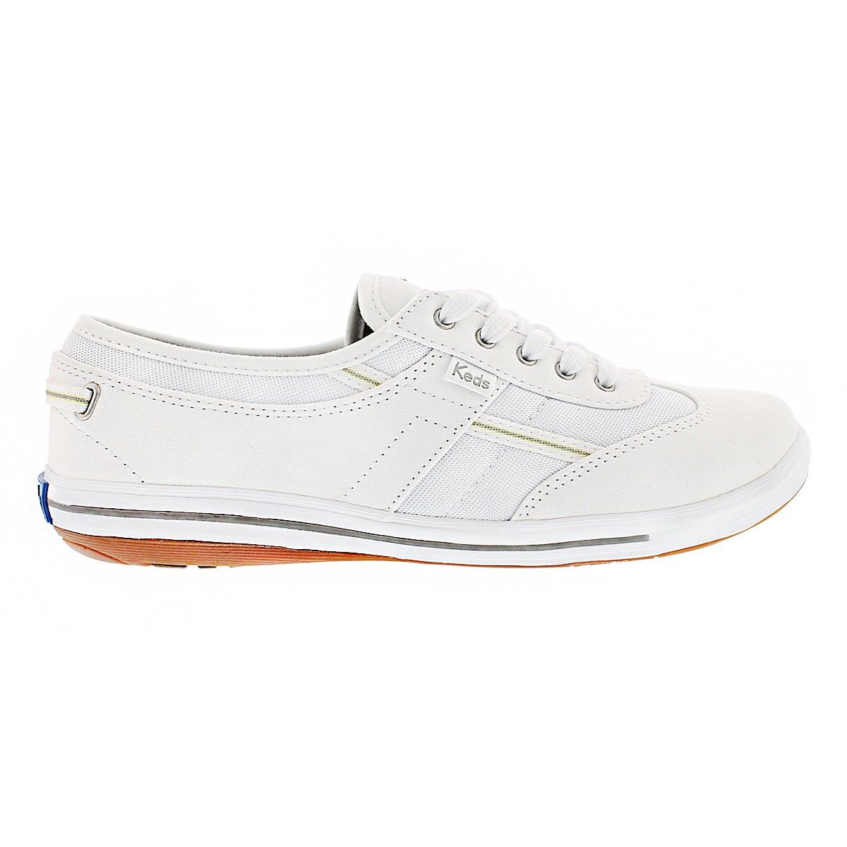 Lds Craze T-Toe white sneaker