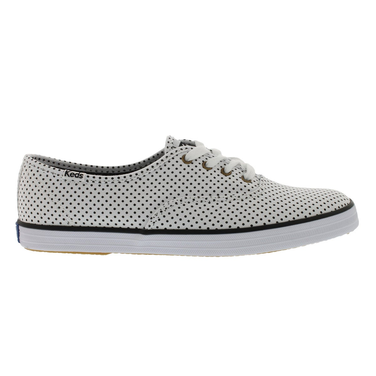 Lds Champion Micro Dot white sneaker