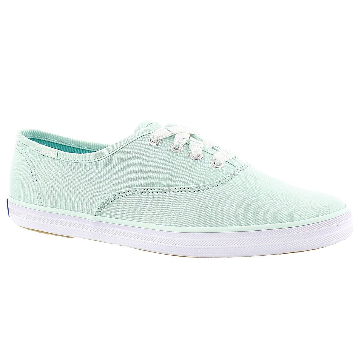 Women's CHAMPION brook green canvas sneakers
