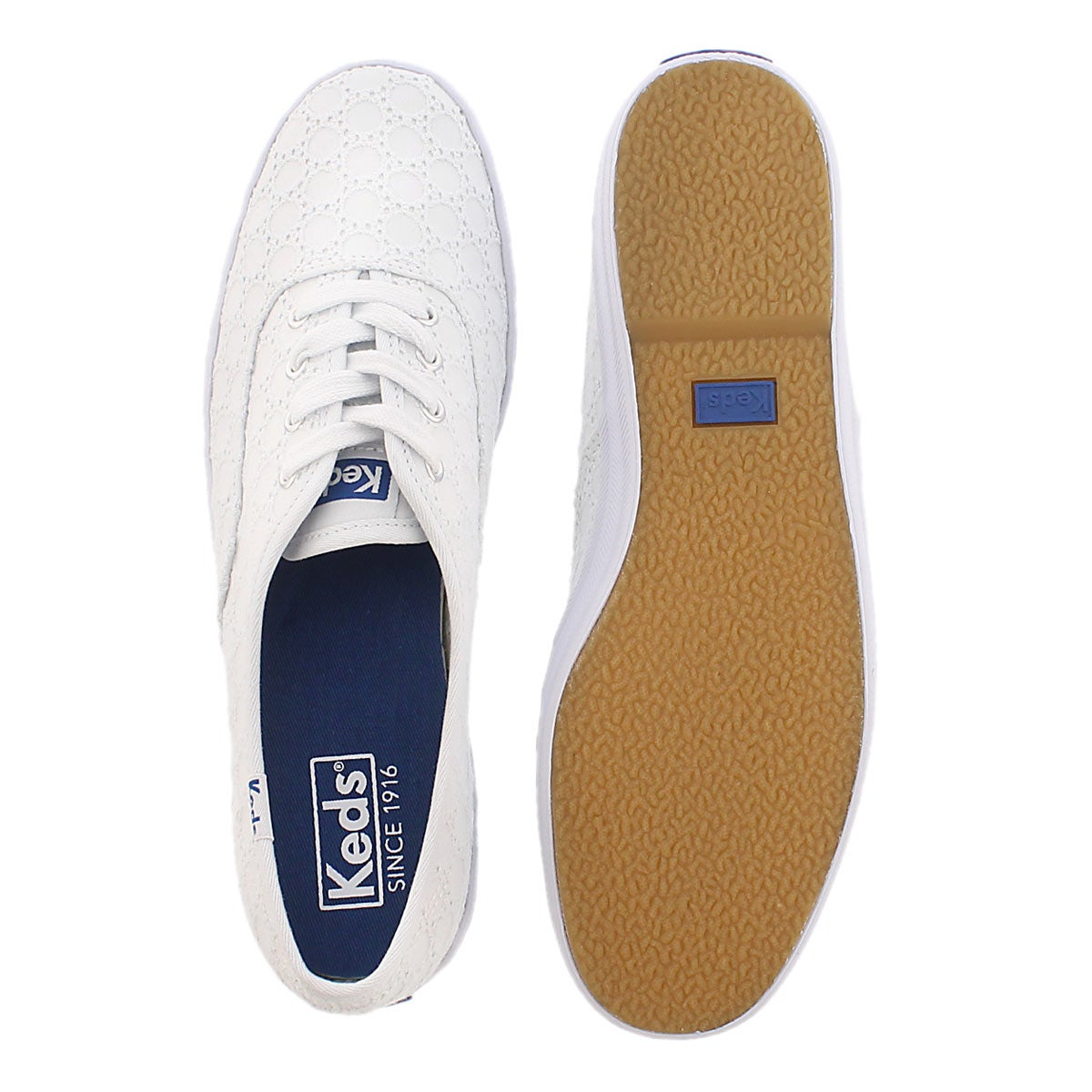 Lds Champion Eyelet white sneaker
