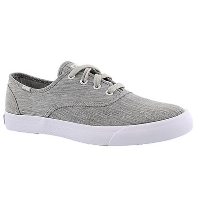 Keds Women's TRIUMPH NYLON grey fashion sneakers