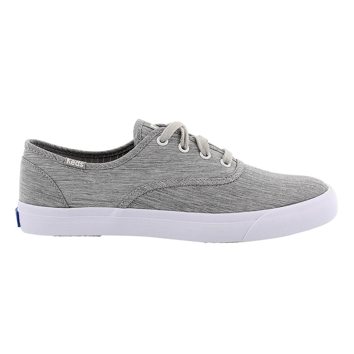 Lds Triumph grey fashion sneaker
