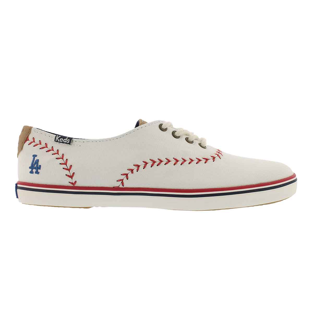 Lds Champion Pennant dodgers cream snkr