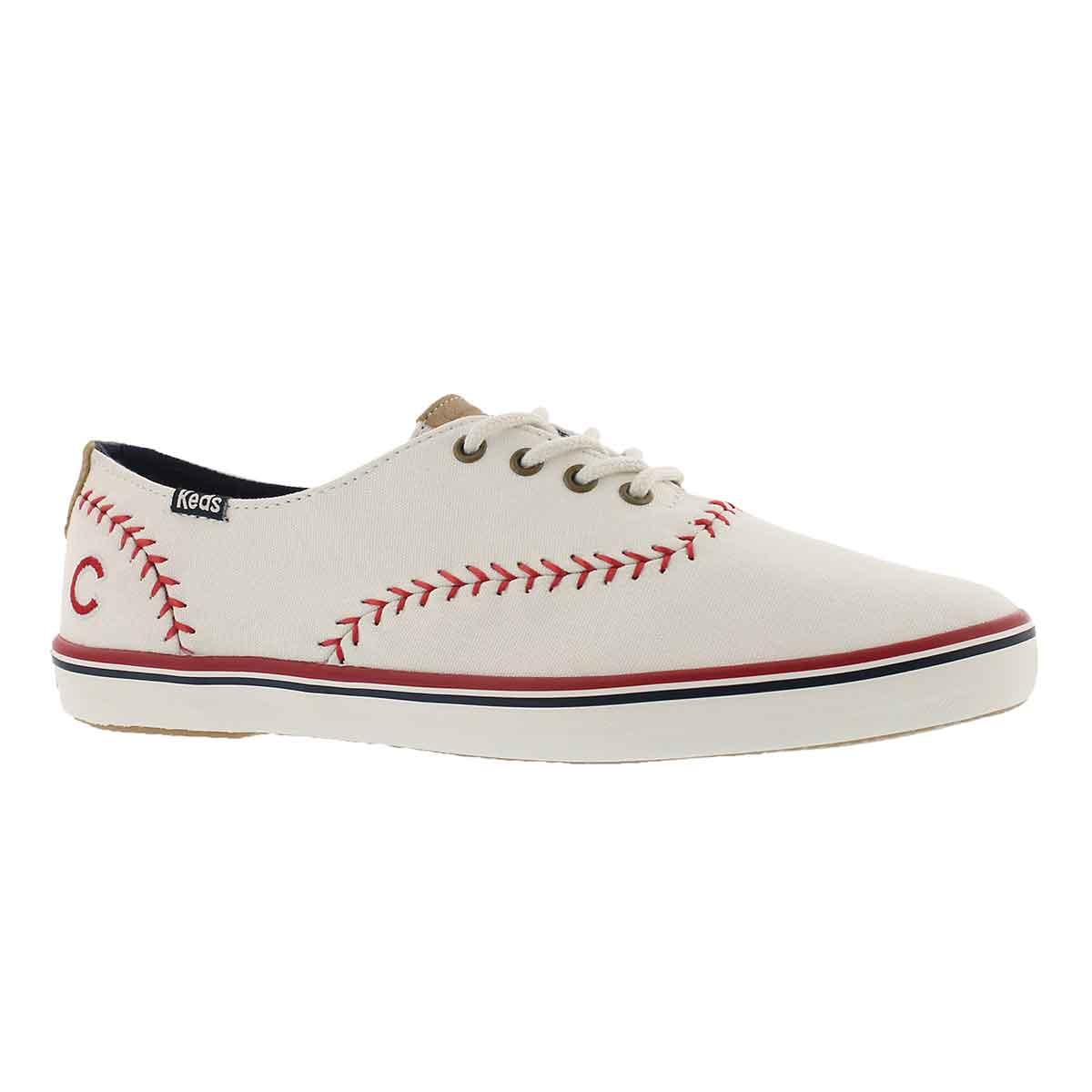 Women's CHAMPION PENNANT Cubs cream sneakers