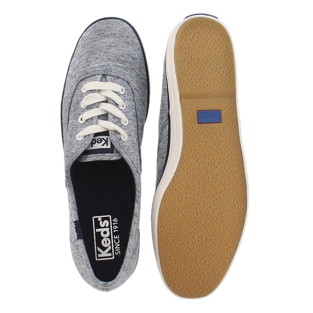 Lds Champion Jersey blue sneaker