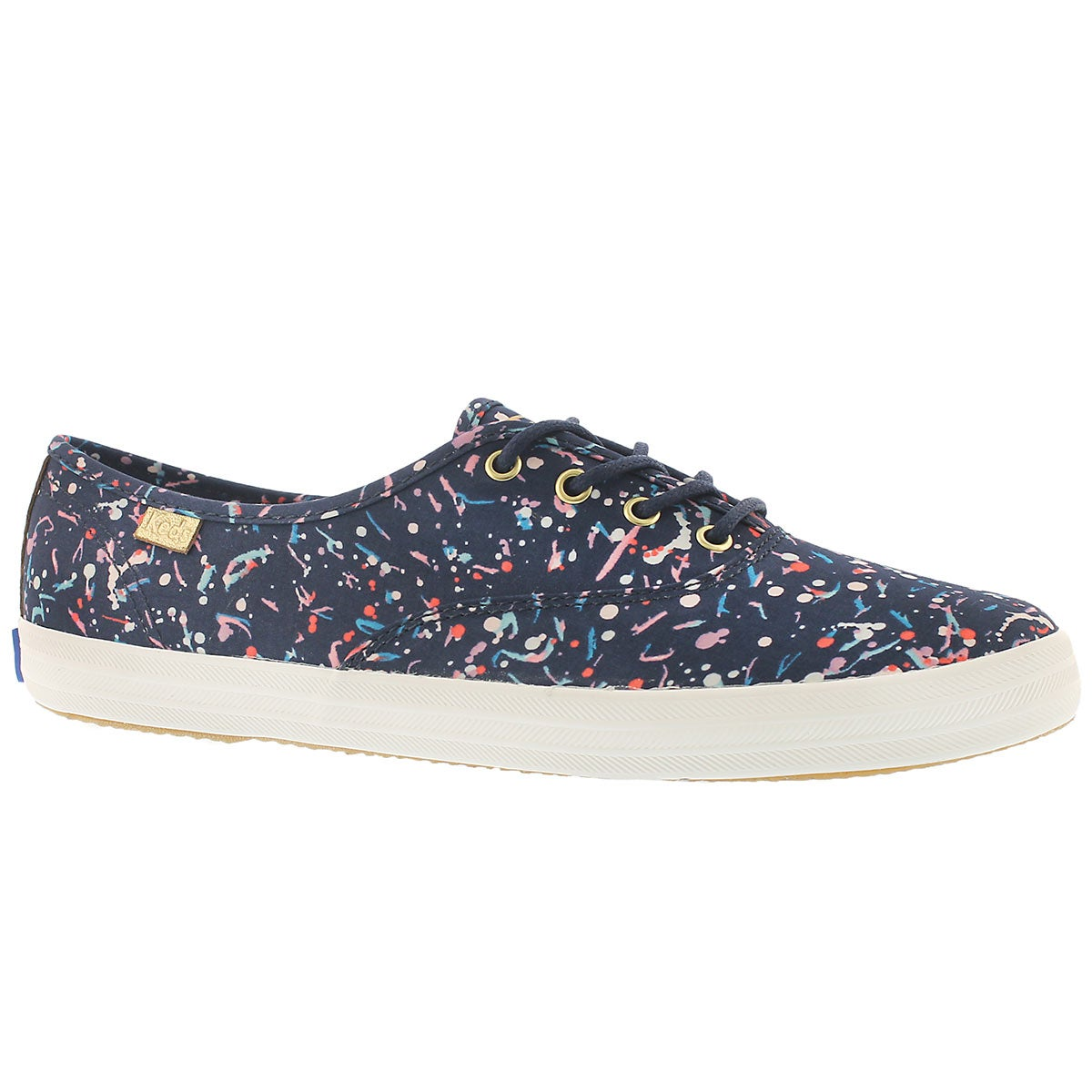 Women's CHAMPION LIBERTY navy multi sneakers