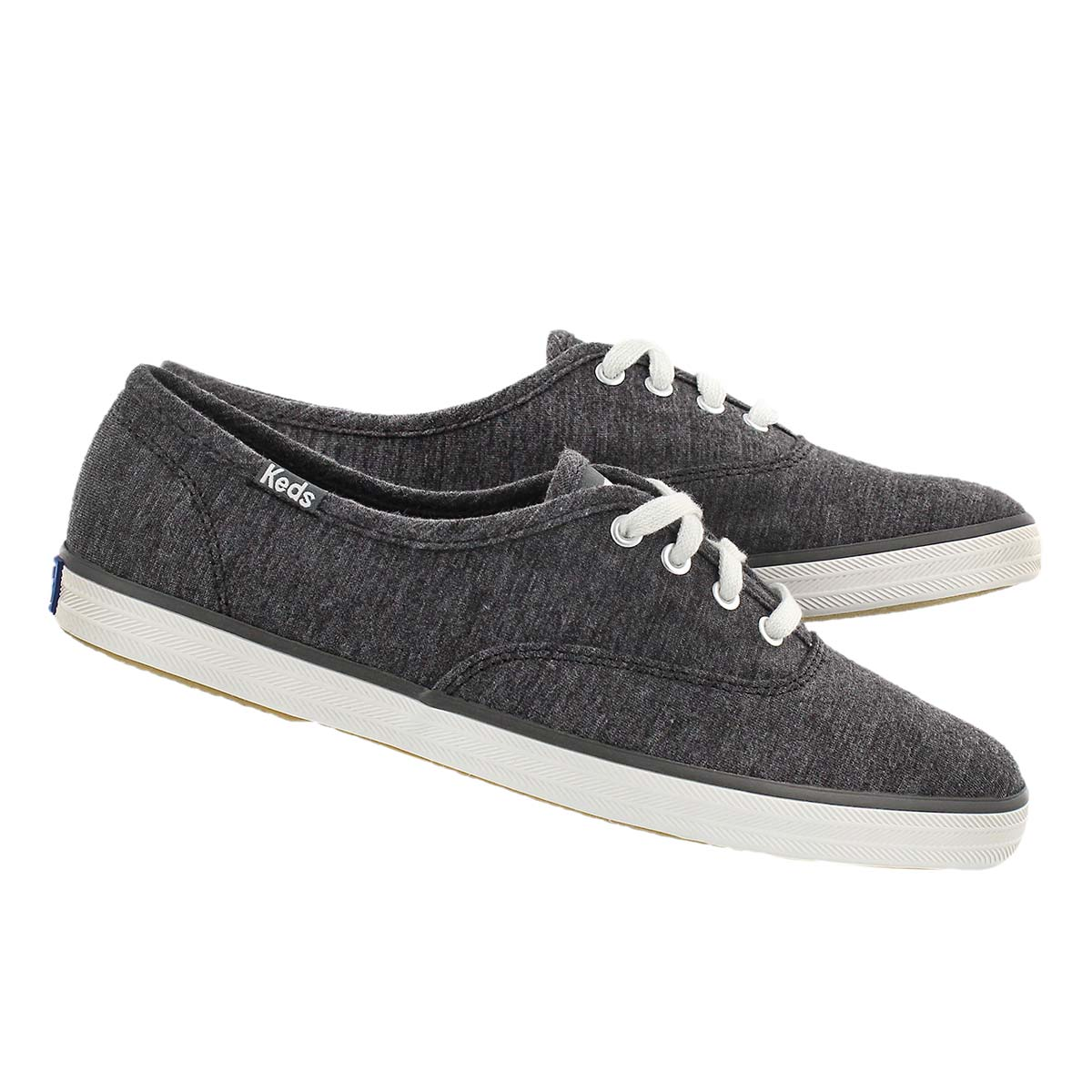 Lds Champion Jersey graphite sneaker
