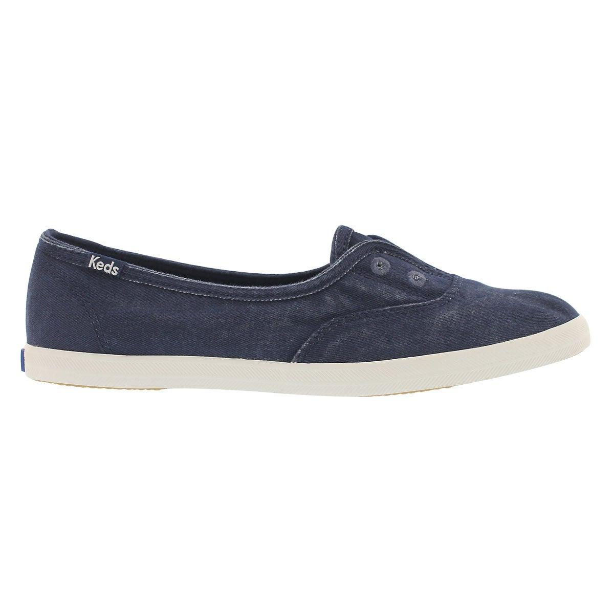Lds Chillax Mini navy fashion sneaker
