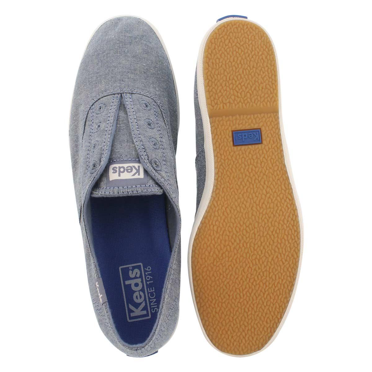 Lds Chillax dark blue fashion sneaker