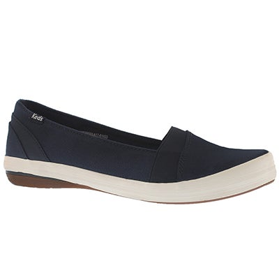 Lds Cali navy casual slip on