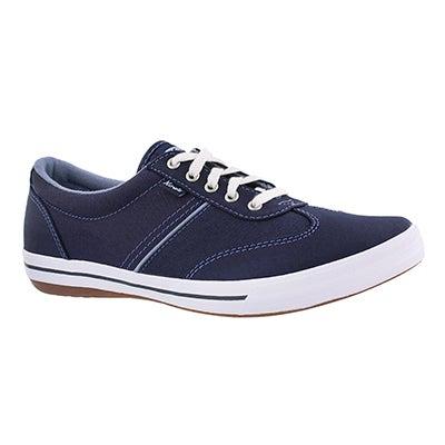 Lds Craze II navy lace up sneaker