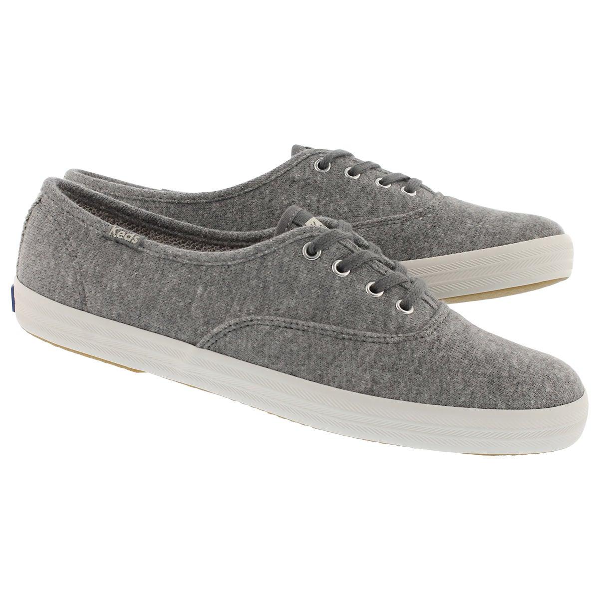 Lds Champion Sweater Jersey grey sneaker