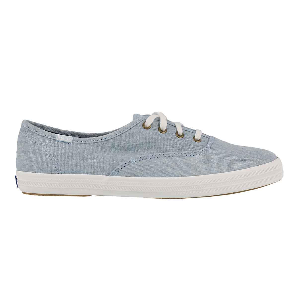 Lds Champion Seasonal lt blu CVO sneaker
