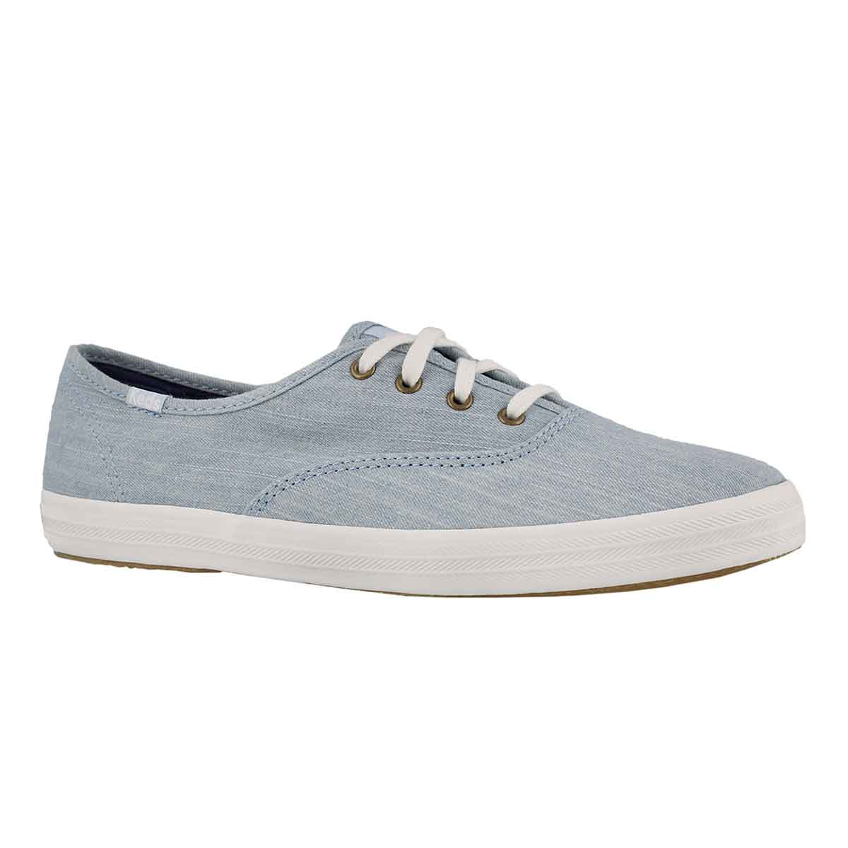 Women's CHAMPION seasonal light blue CVO sneaker