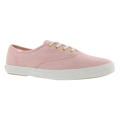 Lds Champion Chalky rose pink sneaker
