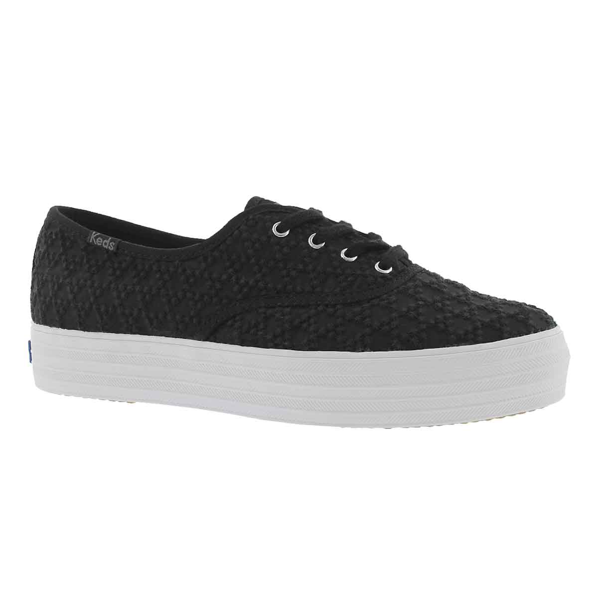 Women's TRIPLE EMBROIDERED TRIANGLE sneakers