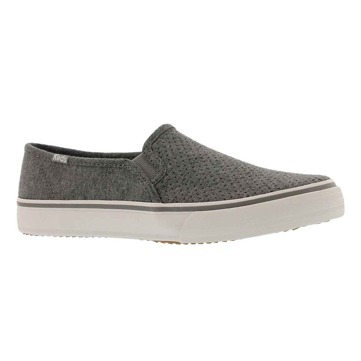 Women's DOUBLE DECKER PERF JERSEY grey sneaker