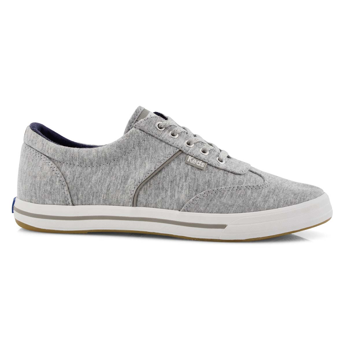 Lds Courty Jersey light gry sneaker