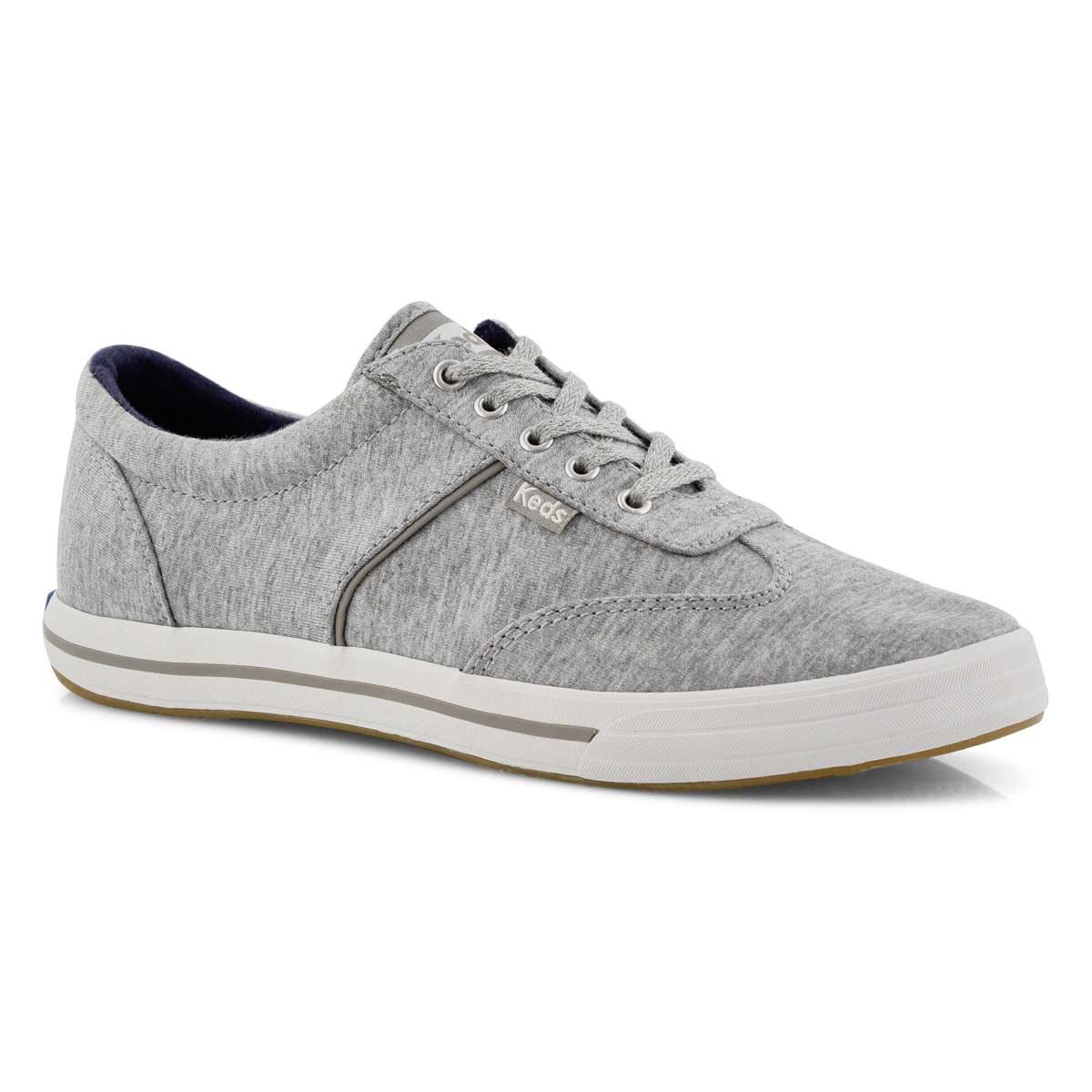 79a2a8f9f7ce Keds Women's COURTY JERSEY light grey sneaker | Softmoc.com