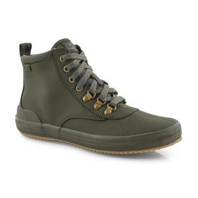 Bottine Scout BT II, olive, fem.