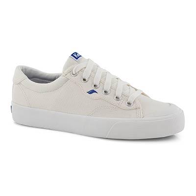 Lds Crew Kick 75 white sneaker