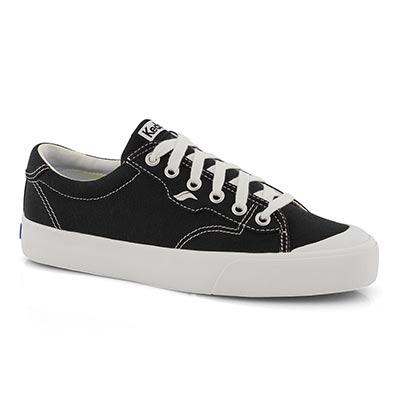Lds Crew Kick 75  black sneaker