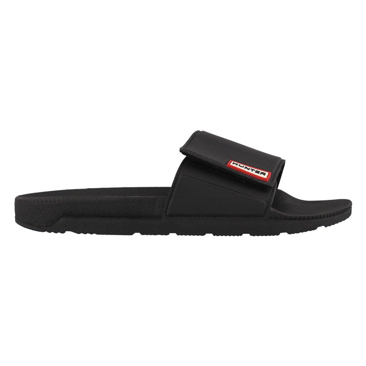 Lds Original Adj. Slide black sandal