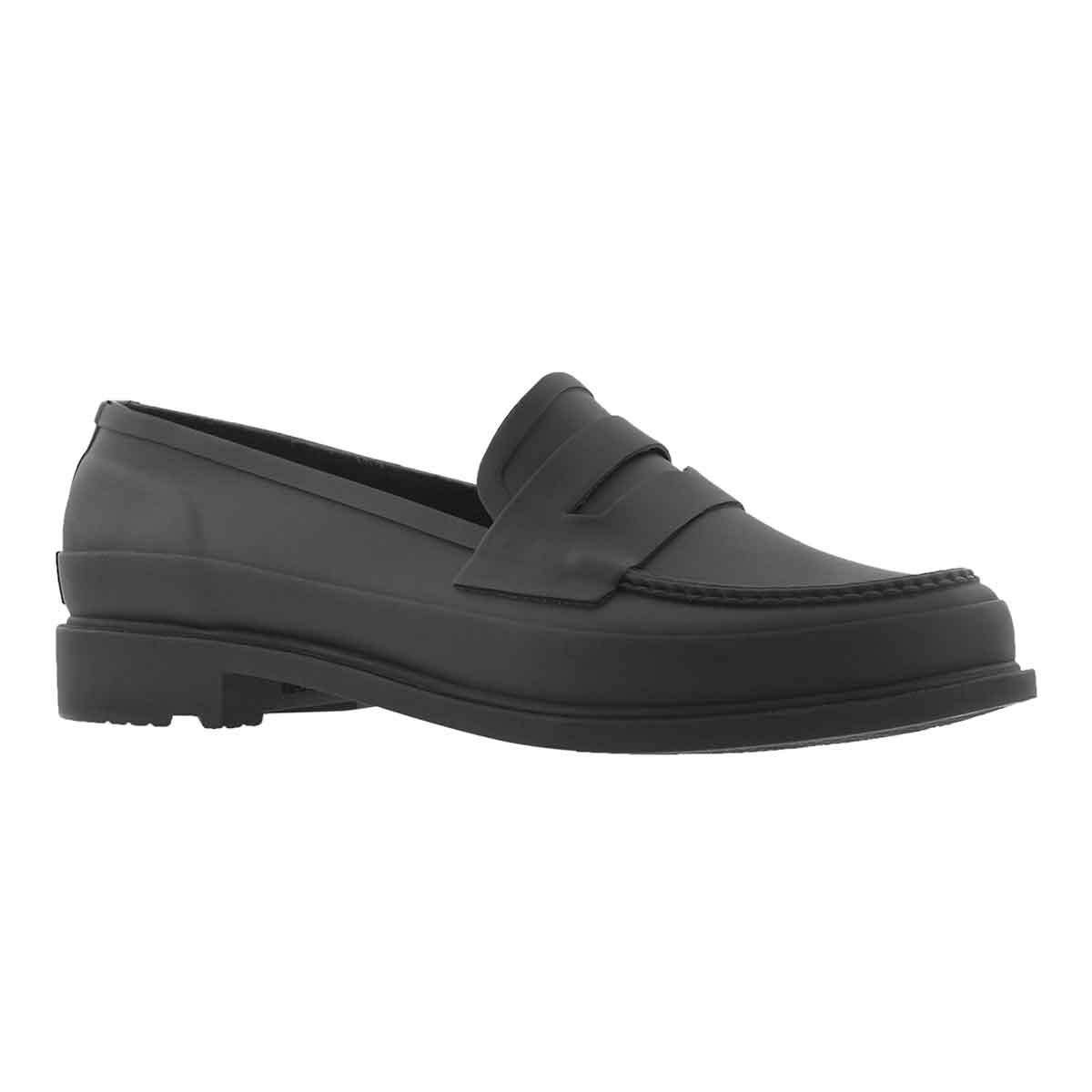 Women's REFINED LOAFER MATTE black shoes