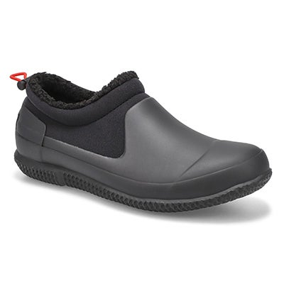 Lds Original Sherpa blk waterproof shoe