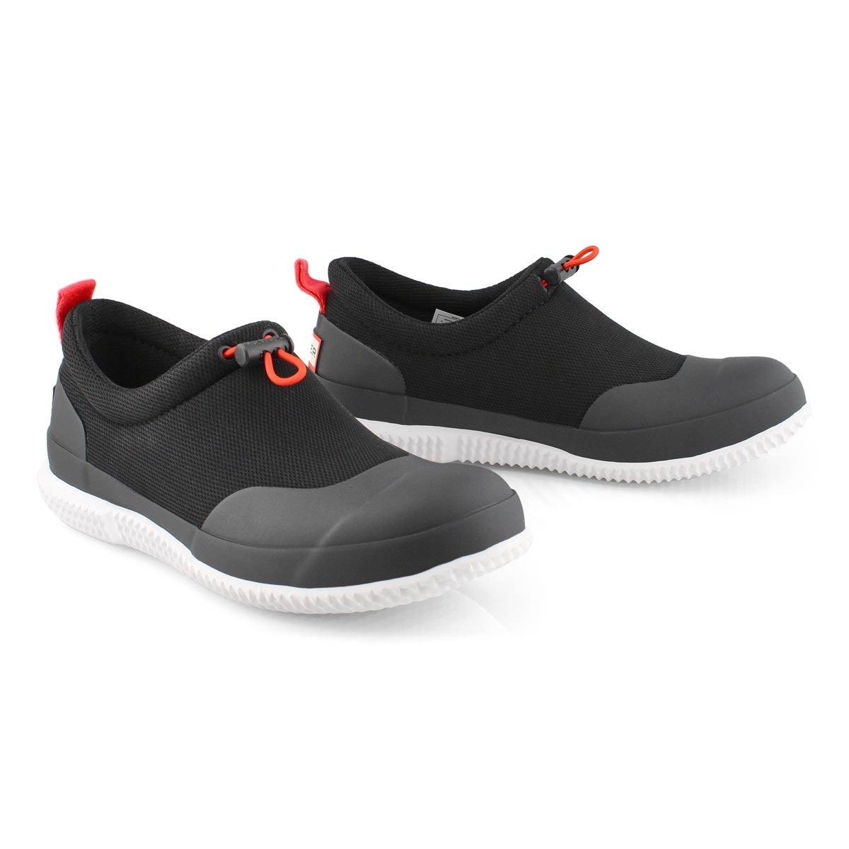 Lds Original Mesh black casual loafer