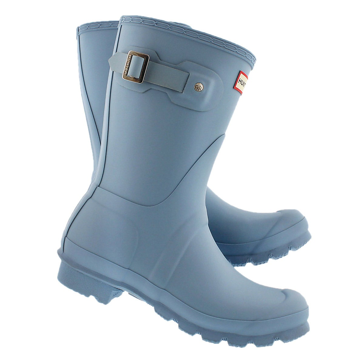 Lds Orig. Short blue sky rain boot