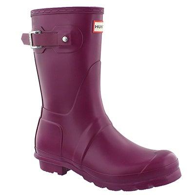 Lds Original Short Classic vio rain boot