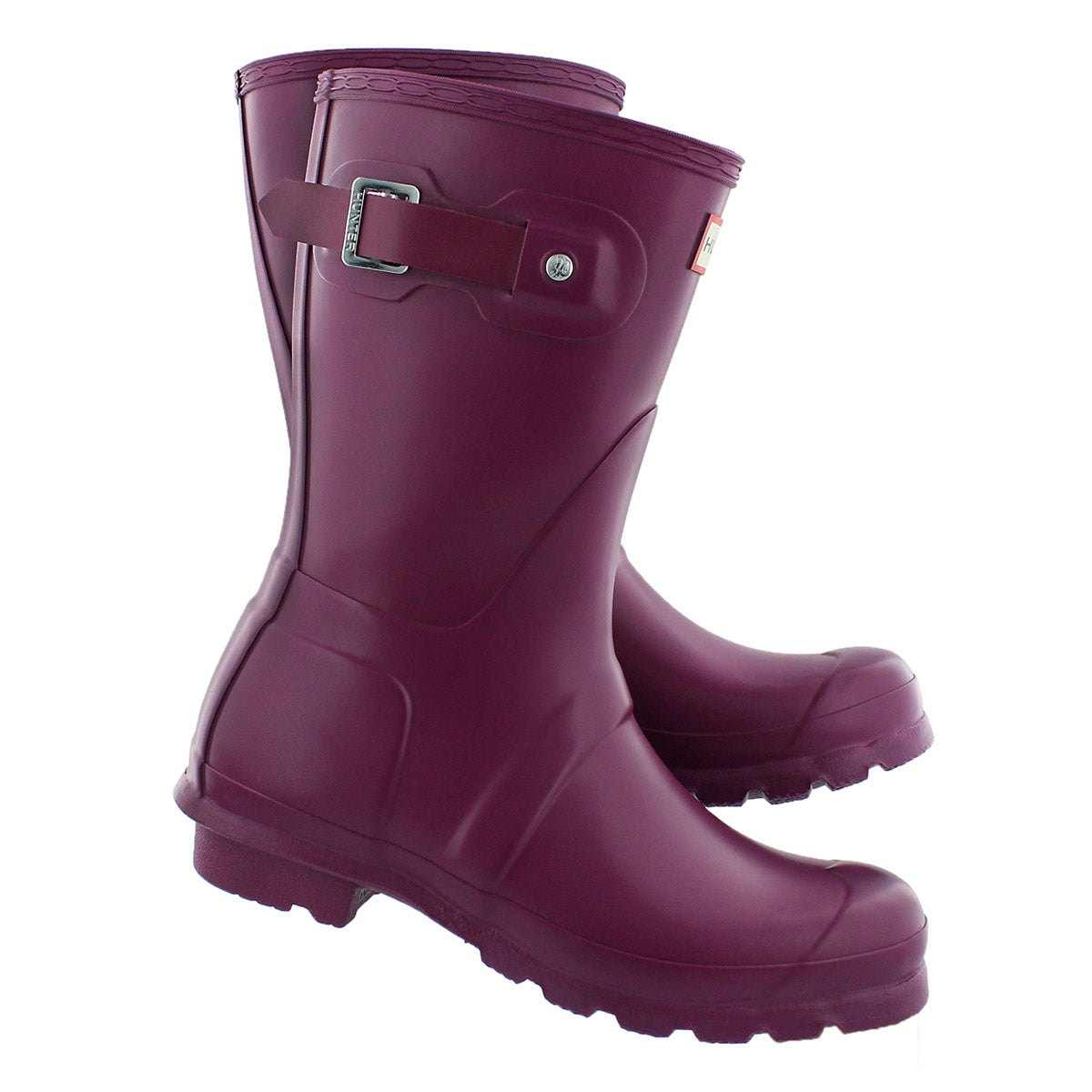Chaussures Hunter violettes fille groln6kuH