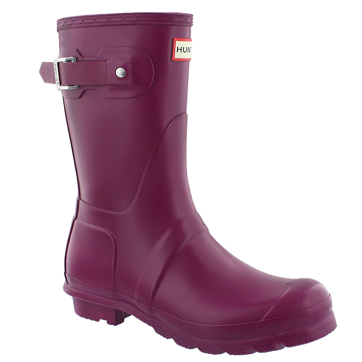 Women's ORIGINAL SHORT CLASSIC violet rain boots