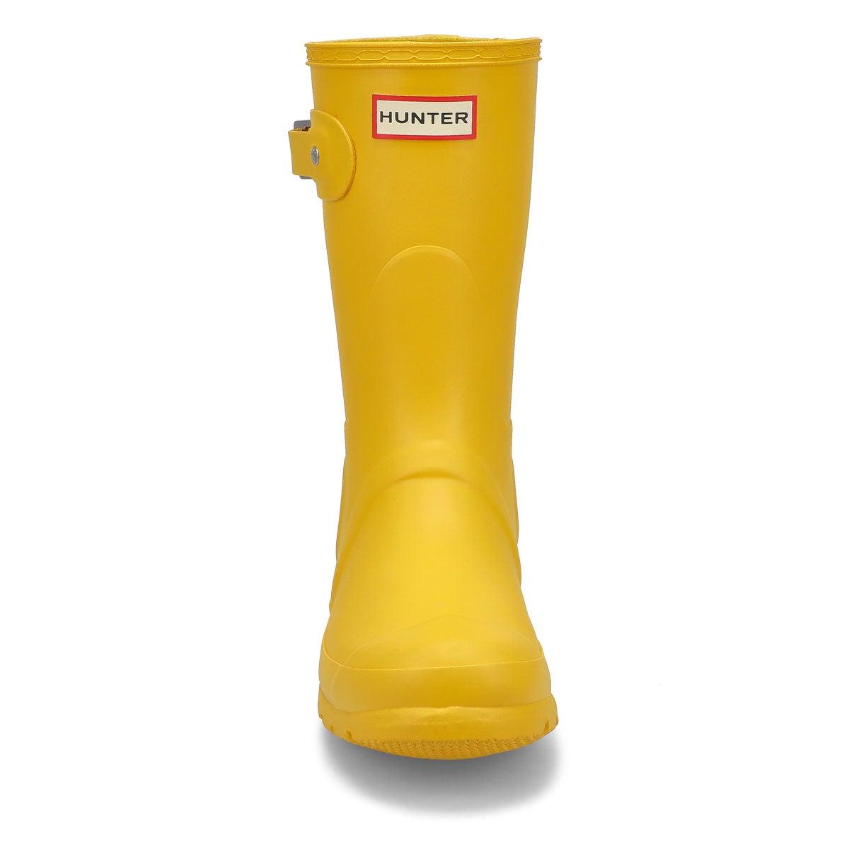 Lds Original Short Classic ylw rain boot