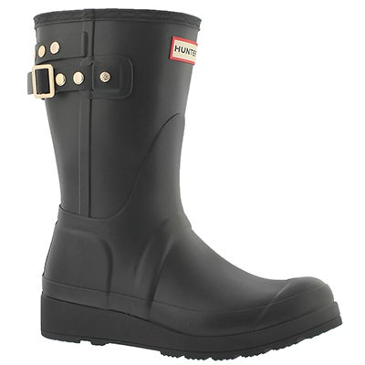 Lds Original Short Wedge black rainboot