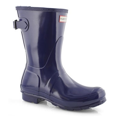 Lds OrgBackAdjGlossShort melody rainboot