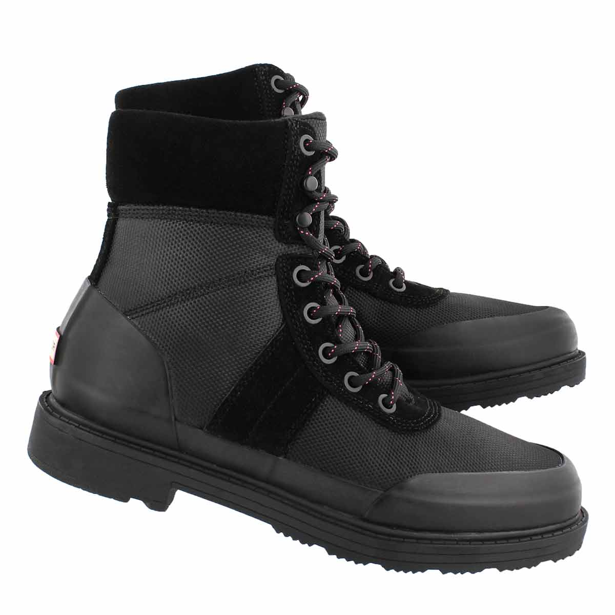 Lds Org Insulated Commando blk wtpf boot