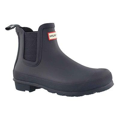 Lds Orig. Chelsea navy rain boot