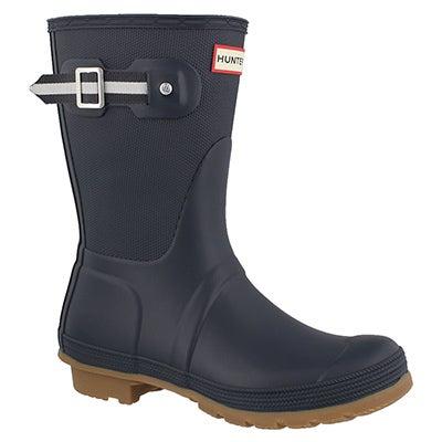 Lds Org Shrt Sissinghurst nvy/blk boot